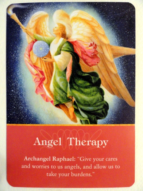 Angel Therapy Oracle Cards Doreen Virtue: Weekly Angel Card Reading For 7/29-8/4