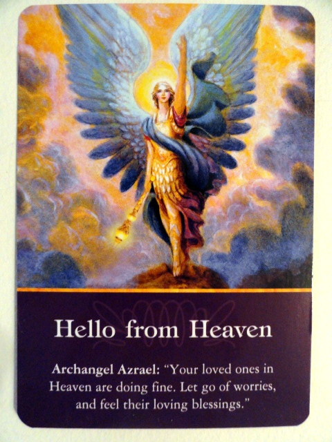 Weekly Angel Card Reading For October 27 Through November: Weekly Angel Card Reading For 7/29-8/4