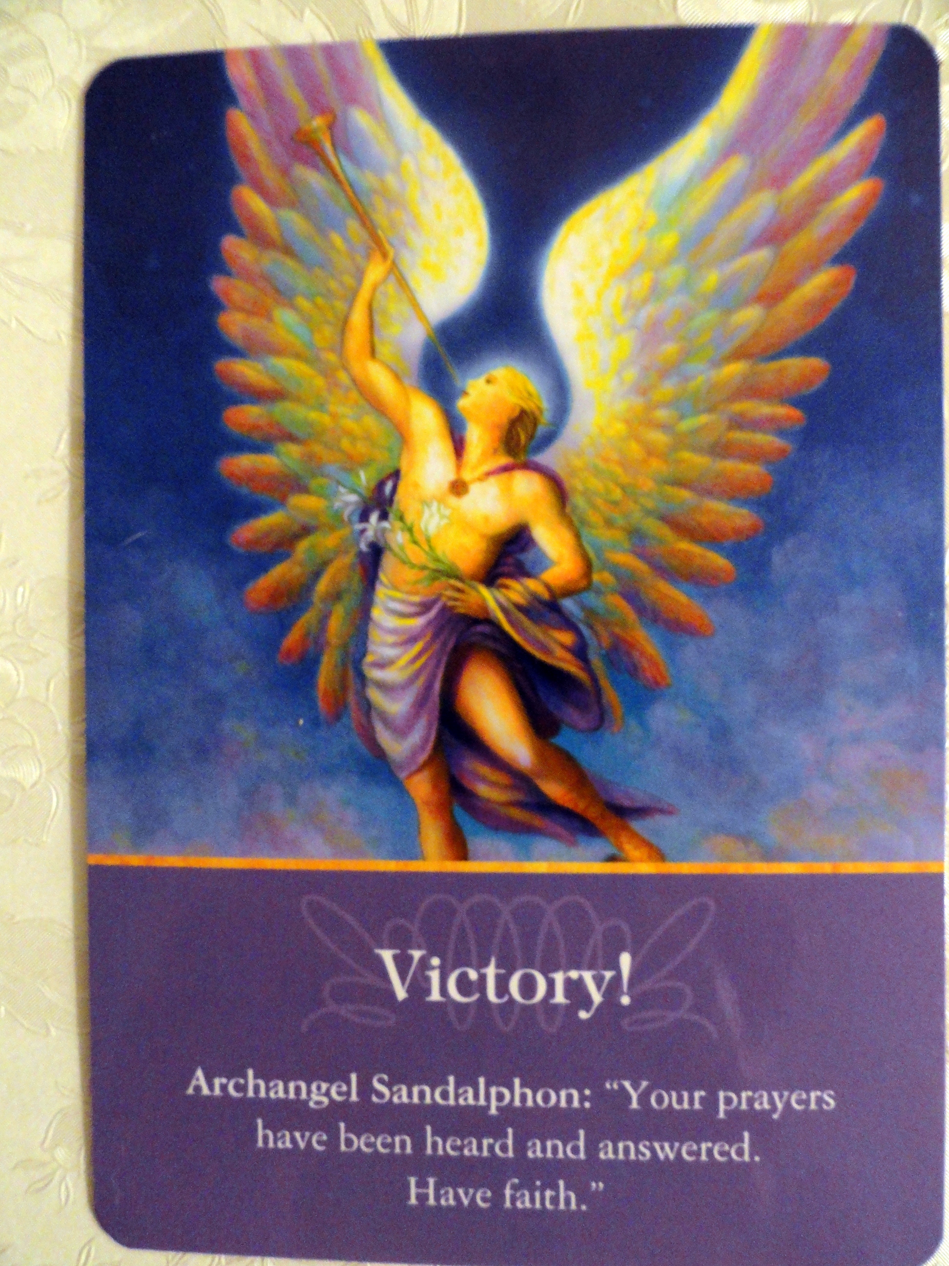 Archangel Oracle Divine Guidance: Weekly Angel Oracle Card Reading For December 2 Through 9