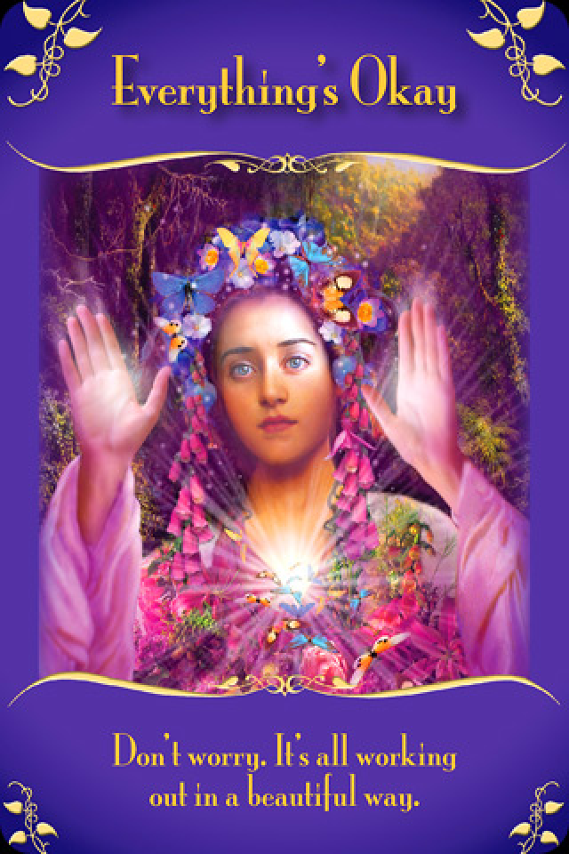 Weekly Angel Card Reading For October 27 Through November: Weekly Angel Oracle Card Reading For April 14 Through 20
