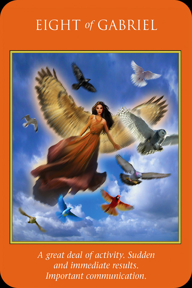 Weekly Angel Card Reading For October 27 Through November: Weekly Angel Card Reading For June 30 Through July 6