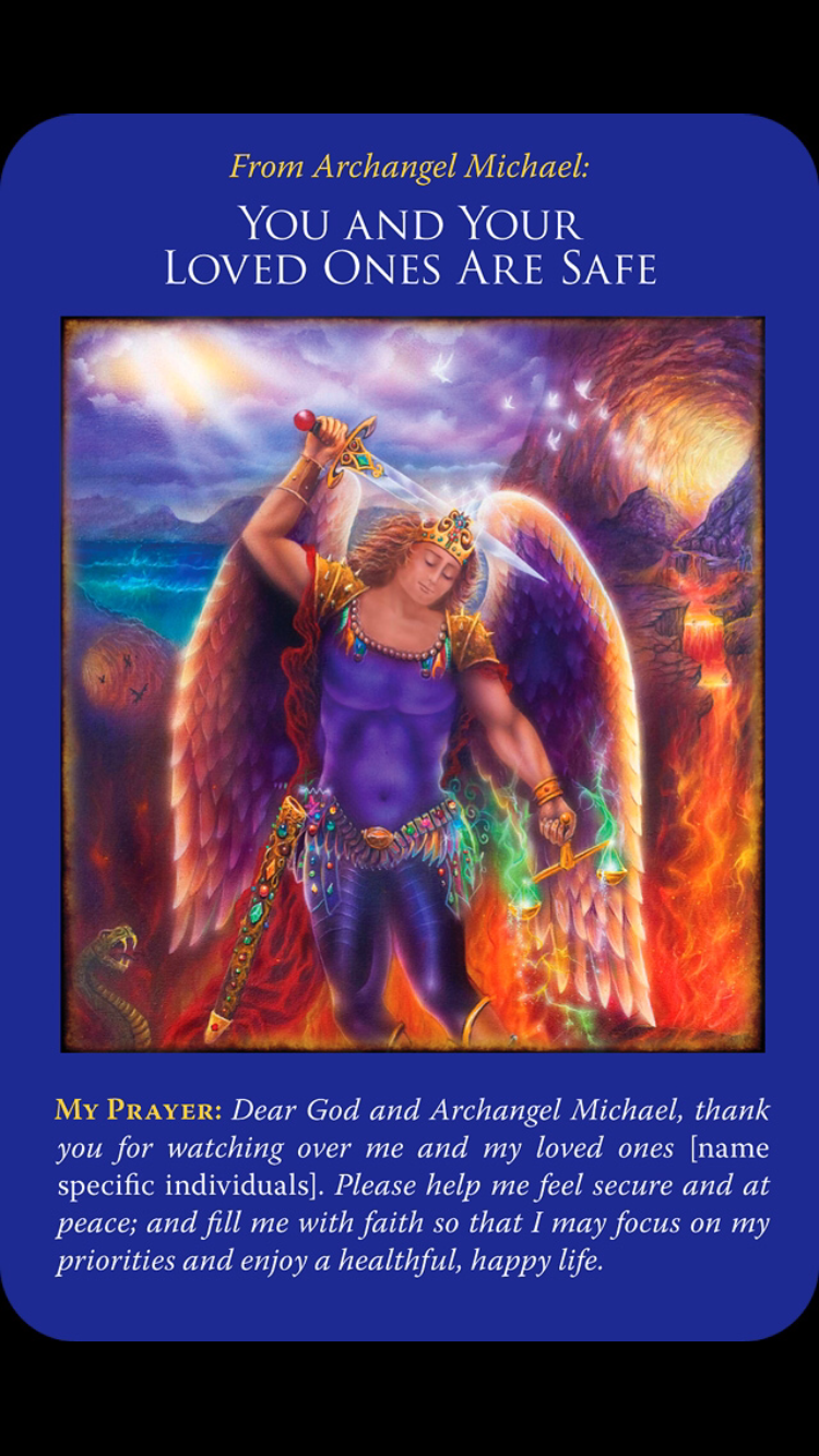 Weekly Angel Card Reading For October 27 Through November: Weekly Angel Messages For January 25th To 31st.